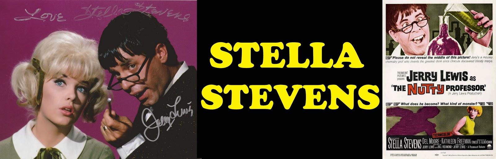 The legendary Stella Stevens ( The Poseidon Adventure, Too Late Blues ...