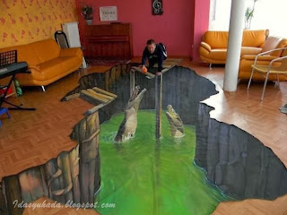 The Best Illusions - 3D Art