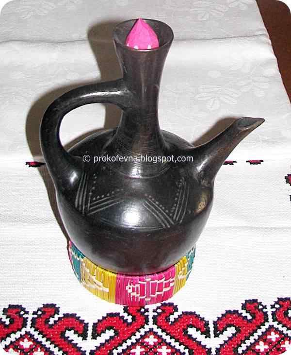 clay coffee pot Jebena
