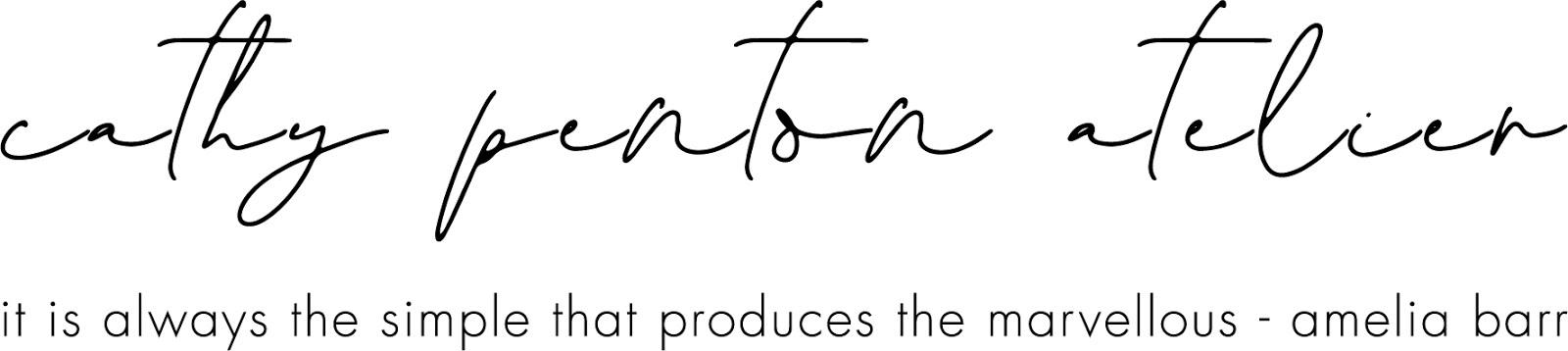 Cathy Penton Atelier