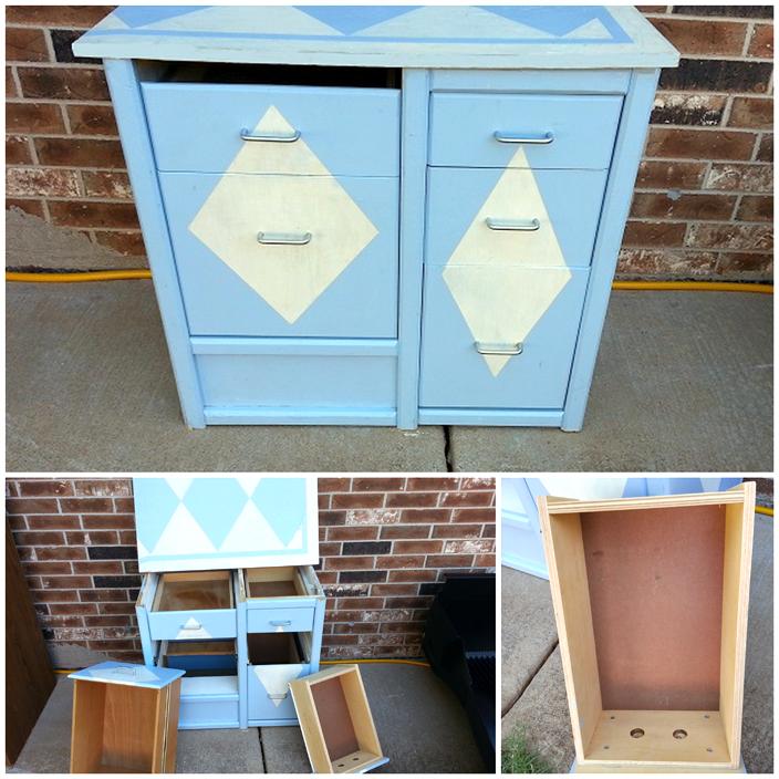 5 Drawer Craft Storage Cabinet NW OKC Craigslist