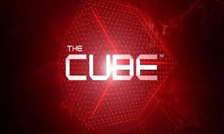 Screenshots of the The Cube for Android tablet, phone.