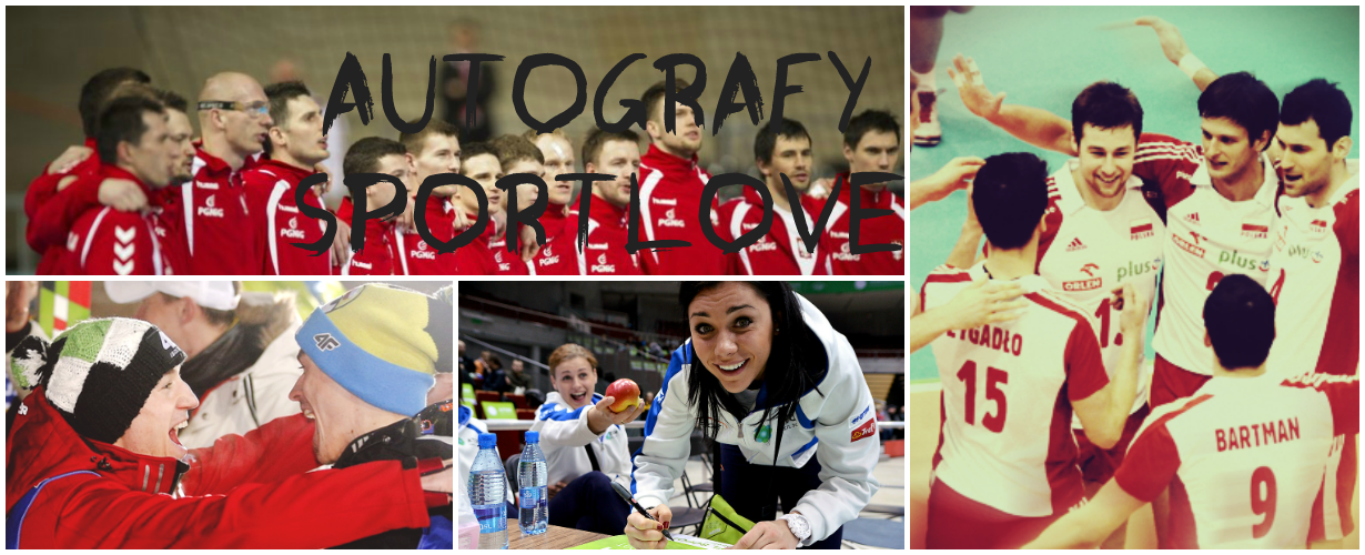 Autografy sportowców