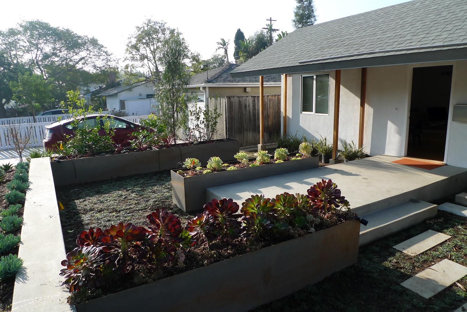 Mar Vista Green Garden Showcase: 3041 Midvale Avenue - Map 1E