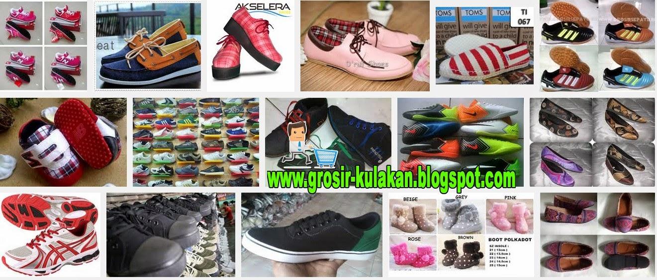 Pusat Grosir Sepatu
