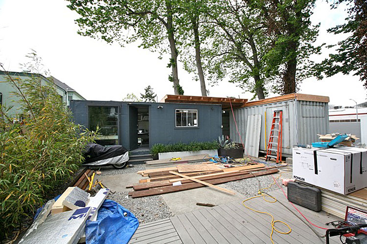 Shipping Container Homes Building Lab Inc Oakland Ca
