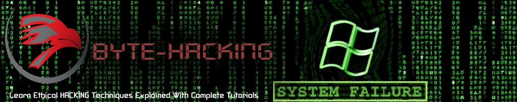 Byte-Hacking
