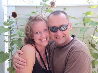 Brian and Stephanie Harrington