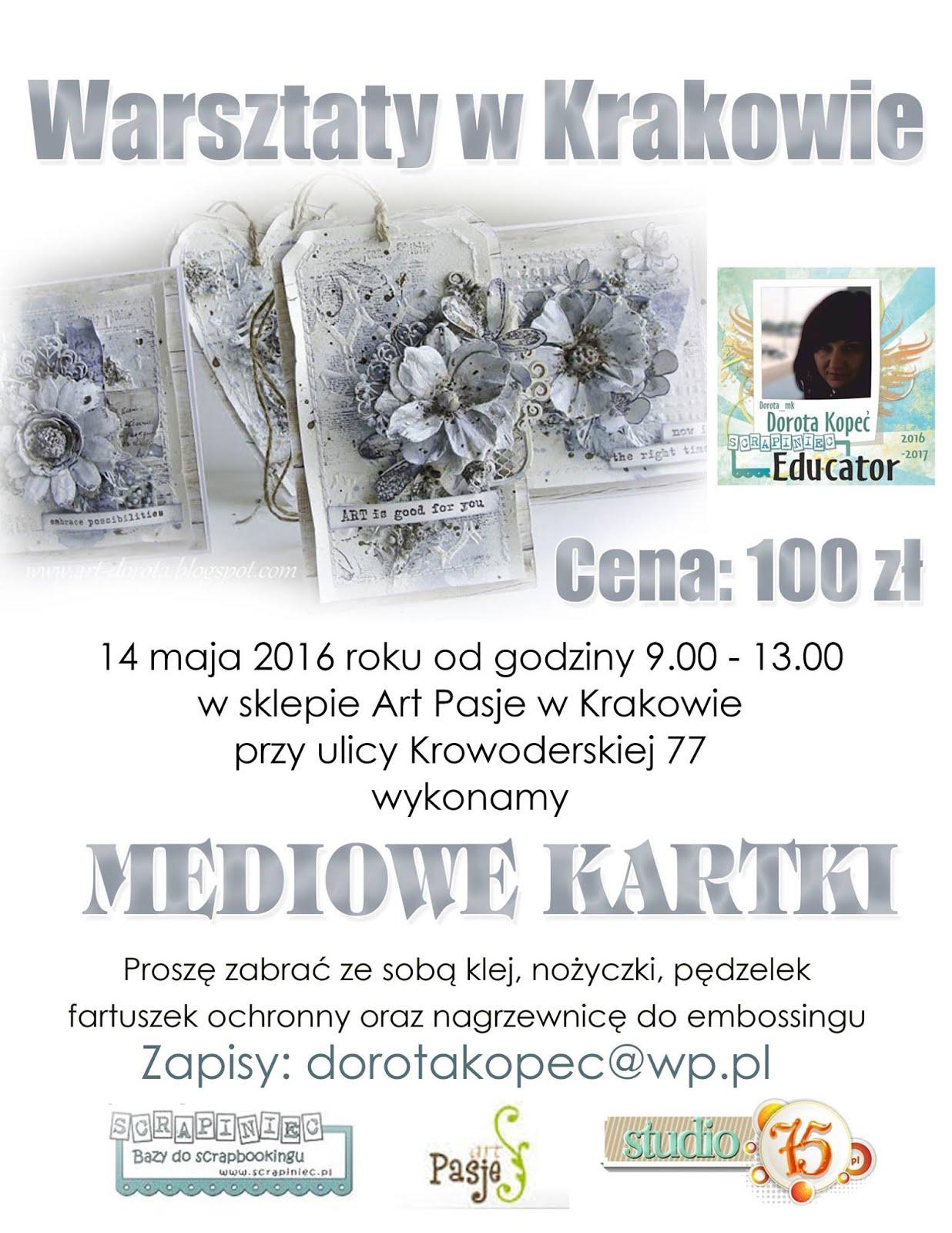 Kraków 14.05.2016 - 2 grupy