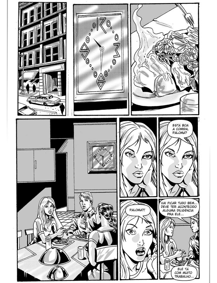 Guardião Noturno 2 - Página 20