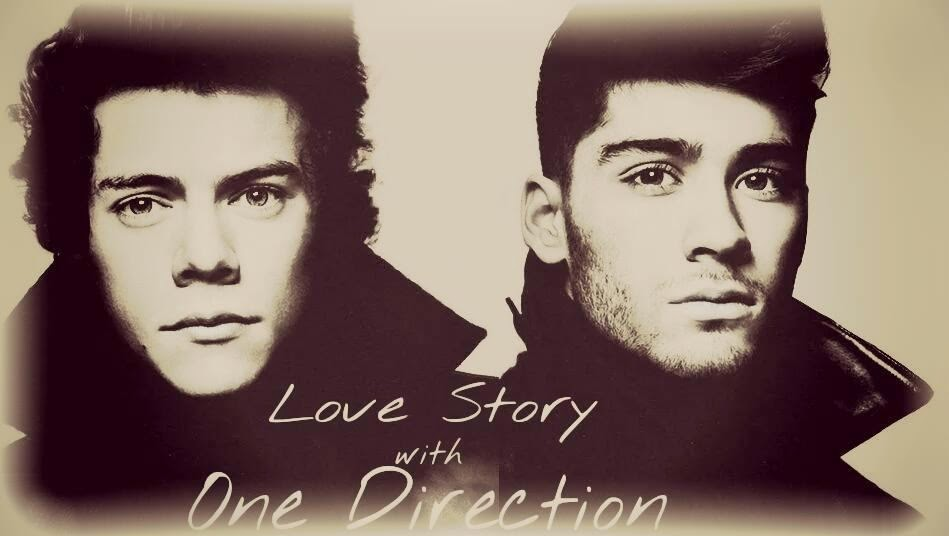 Love Story with One Direction
