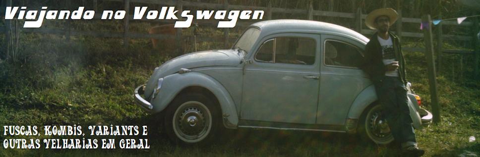 Viajando num Volks!