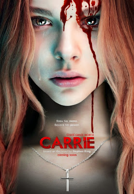 Poster Of Carrie 2013 In Hindi Bluray 720P Free Download