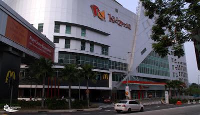 Bangunan Kidzania KL di Curve NX Mutiara Damansara