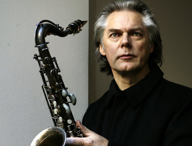 Jan Garbarek  Norwegian tenor and soprano saxophonist