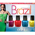 OPI Brazil Collection 2014 Spring