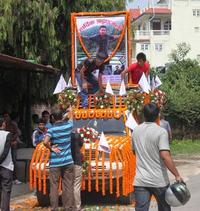 don chari body funeral