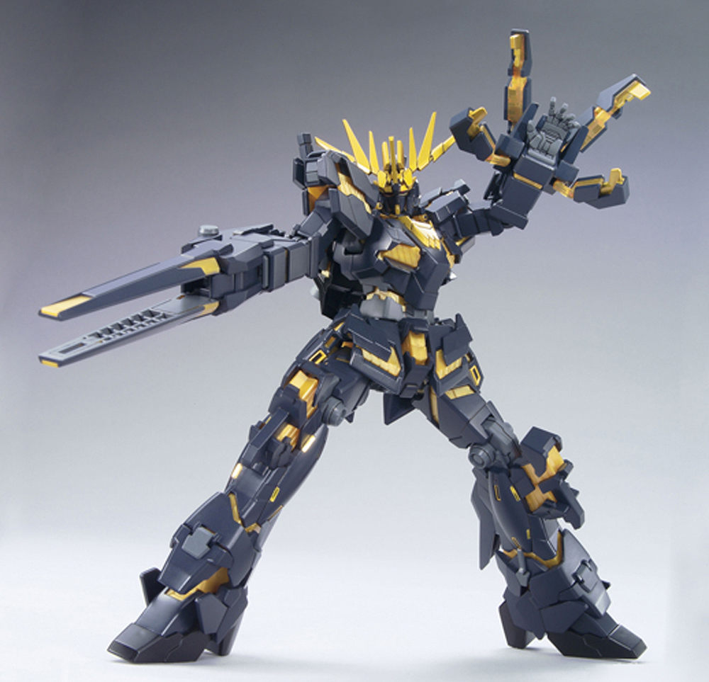 GUNDAM GUY: HGUC 1/144 RX-0[N] Unicorn Gundam 02 Banshee ...