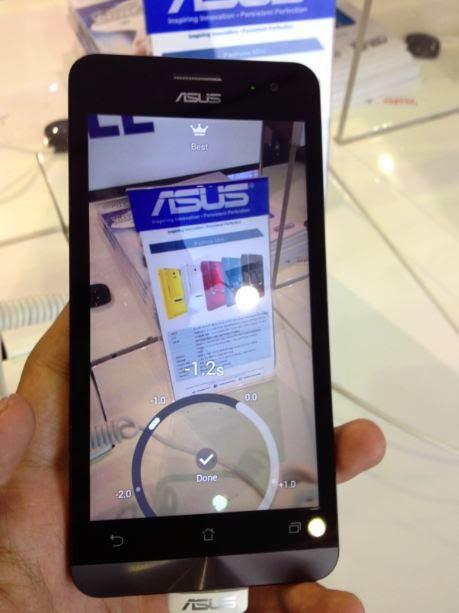Asus Zenfone Baru Dengan Dual Camera Siap Di CES 2015