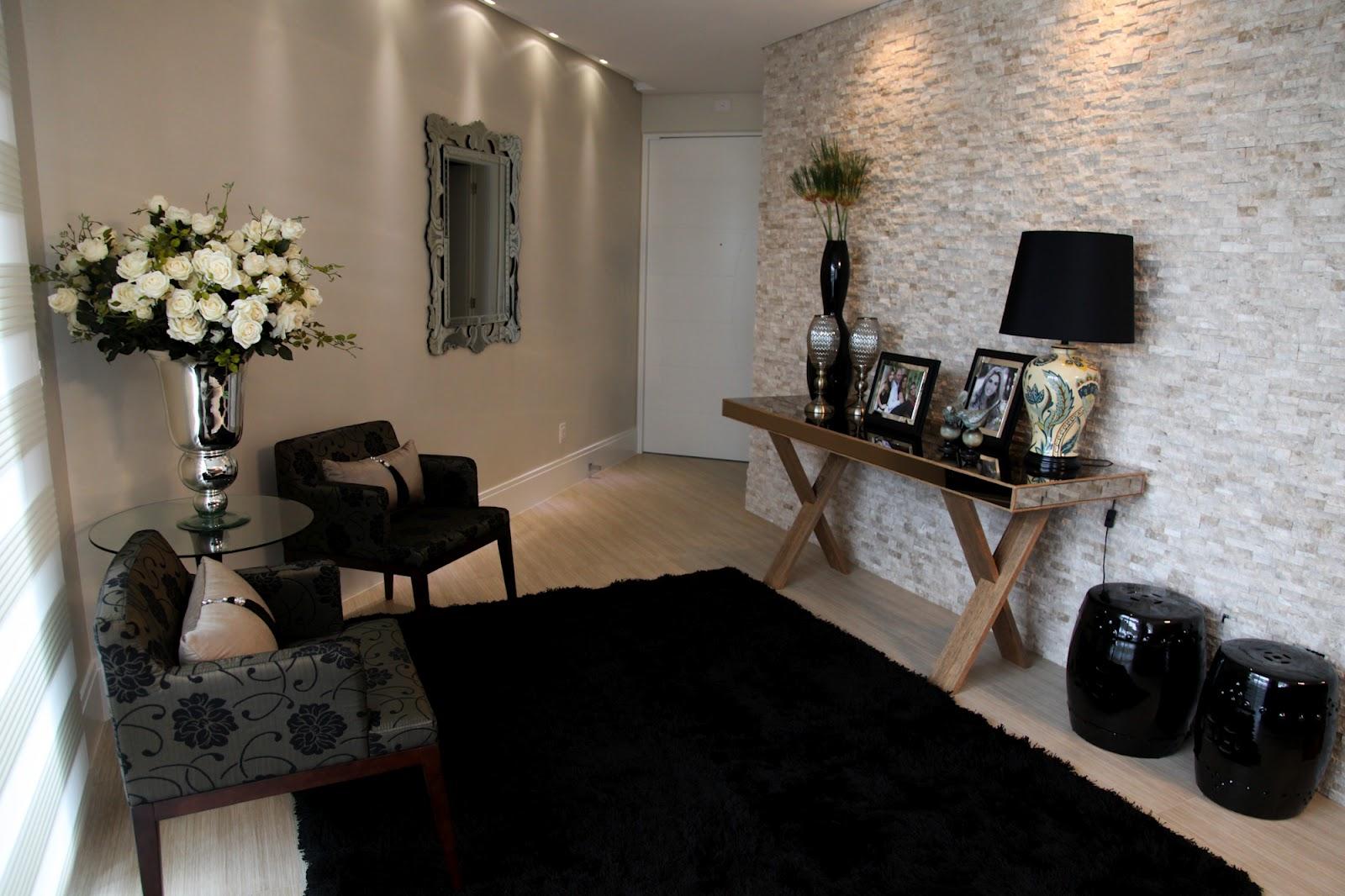 Estudio vania burigo apartamento edif cio monte pelmo for Apartamentos modernos decorados