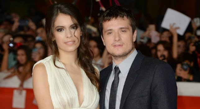 Josh Hutcherson And Claudia Traisac 2015