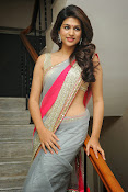Shraddha das Latest Photos in Saree-thumbnail-20