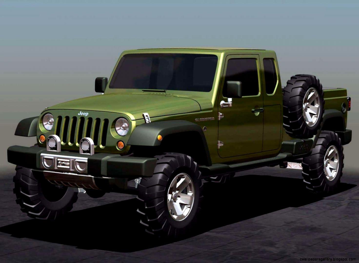 Jeep Gladiator Pickup Truck