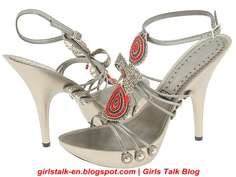 Modern And Stylish Ladies Shoes For Diwali