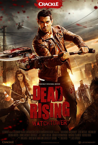 Dead Rising: Watchtower (BRRip 720p Ingles Subtitulada) (2015)