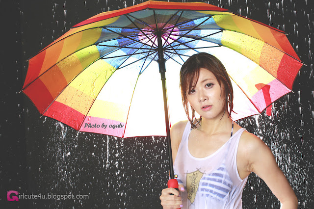 1 Jung Se On - Wet Set - very cute asian girl - girlcute4u.blogspot.com