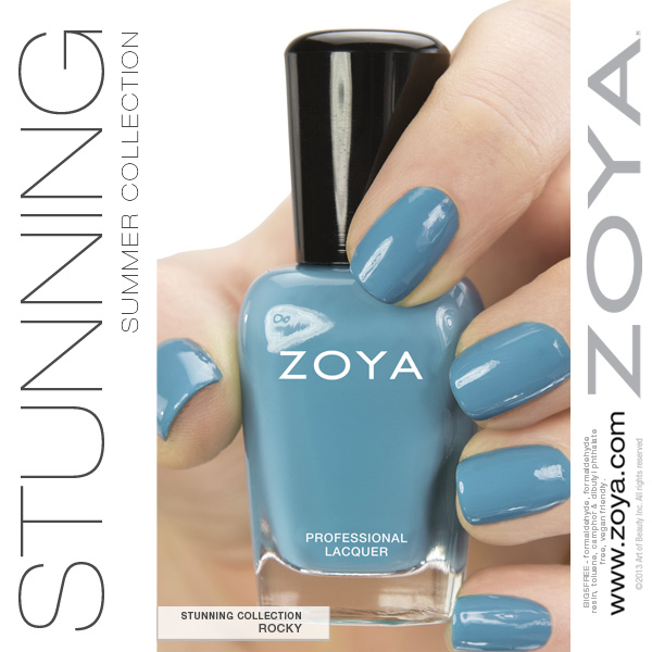 Zoya Coral Zoya Nail Polish in Ro...