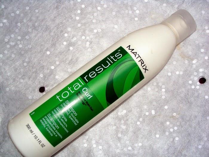 Matrix Total Results Curl, szampon do włosów kręconych i falowanych