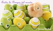 Tutta la dolce Pasqua del mondo