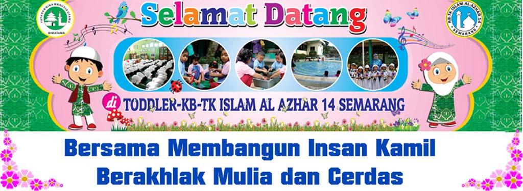 KB-TK ISLAM AL-AZHAR 14 SEMARANG