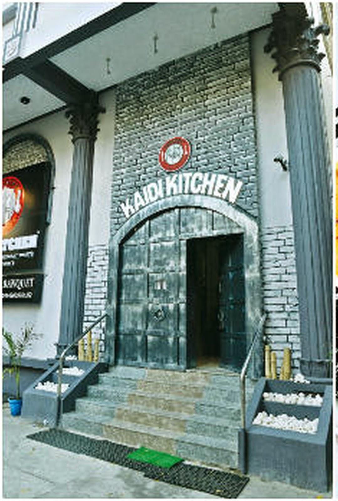 Muthusamy\'s Photo Stream: Kaidi Kitchen (Restaurant), Mylapore ...