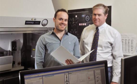 Dr. Robert A.J. Signer and Dr. Sean Morrison