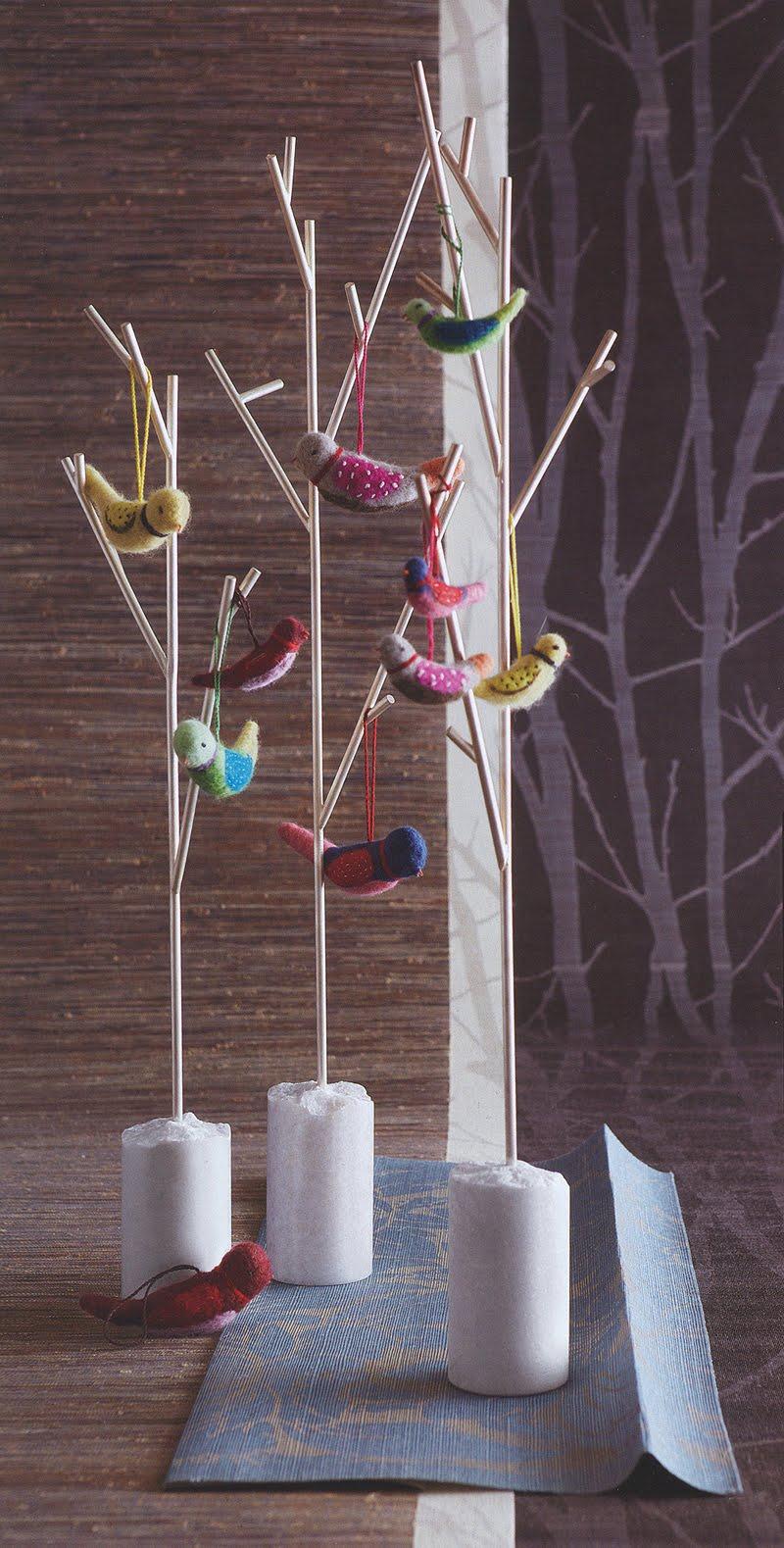 minimal modern christmas tree - Modern Christmas Ornaments