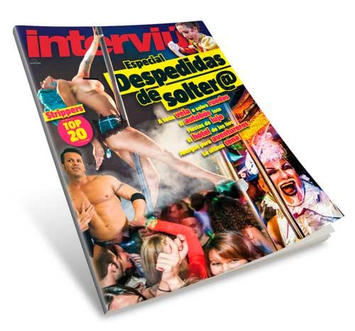 Revista Interviú (2013) ESPAÑOL - Especial despedida de solter@