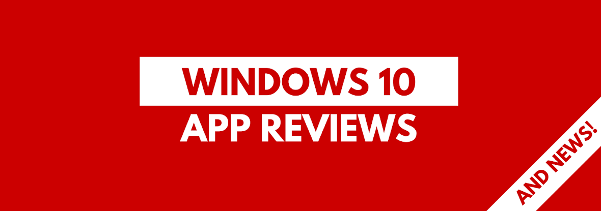 Windows 10 App Reviews