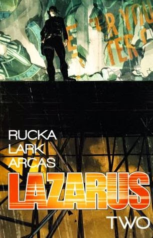 Lazarus vol. 2 by Greg Rucka
