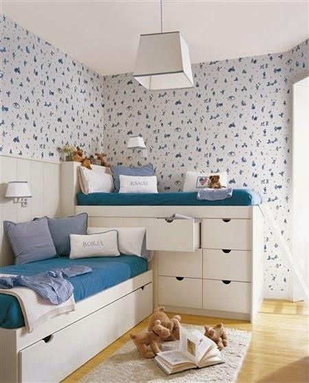 Dormitorios Infantiles.