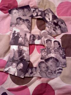 Photo Collage Monogram