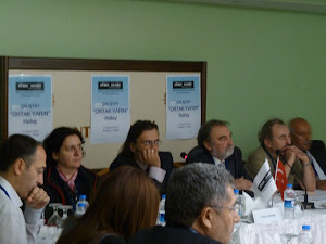 """Süreç Araştırma Merkezi Çalıştay """"Ortak Yarın Hatay"""" : 17 Kasım 2012, Antakya-Hatay"""