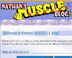 Nathan's M.U.S.C.L.E. Blog