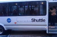 Mission Bay Shuttle stops