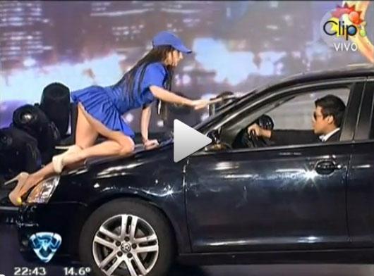 [CLIP] - Màn nhảy rửa xe cực HOT HOT HOT - siêu nóng bỏng
