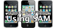 How to unlock iphone 4 4.11.08 with SAM