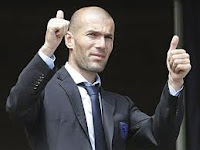 zinedine zidane nuevo dirigente deportivo de real madrid