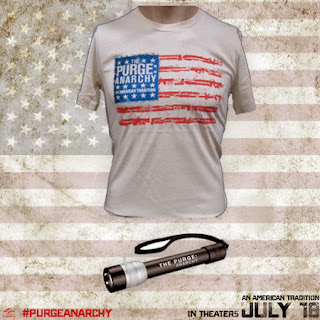 Enter to win The Purge: Anarchy Prize Pack Giveaway. Ends 7/25.