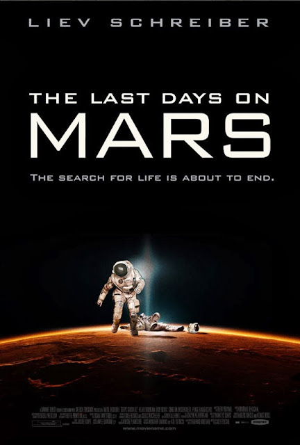 the last day on mars
